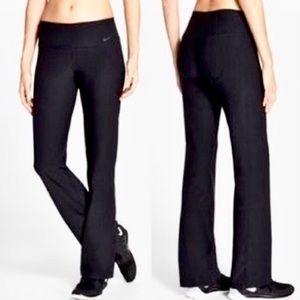 NIKE Dri-Fit Bootcut Yoga Pants